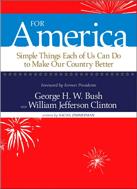 Picture of Gift Book: For America: Simple Things Each of Us Can Do to Make Our Country Better