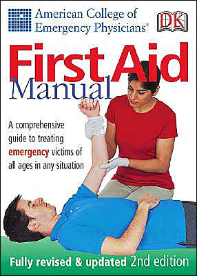 Picture of Gift Book: Health: American College of Emergency Physicians First Aid Manual