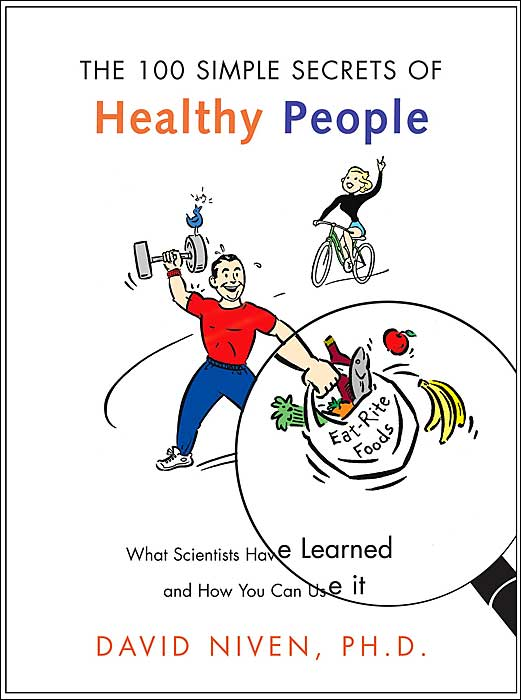 Picture of Gift Book: Health: 100 Simple Secrets of Healthy People