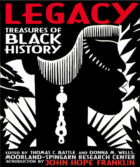 Picture of Gift Book: Legacy: Treasures of Black History (African-American History)