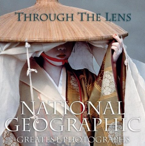 Picture of Gift Book: National Geographic's Greatest Photographs: THROUGH THE LENS, Promo Logo Gift Books