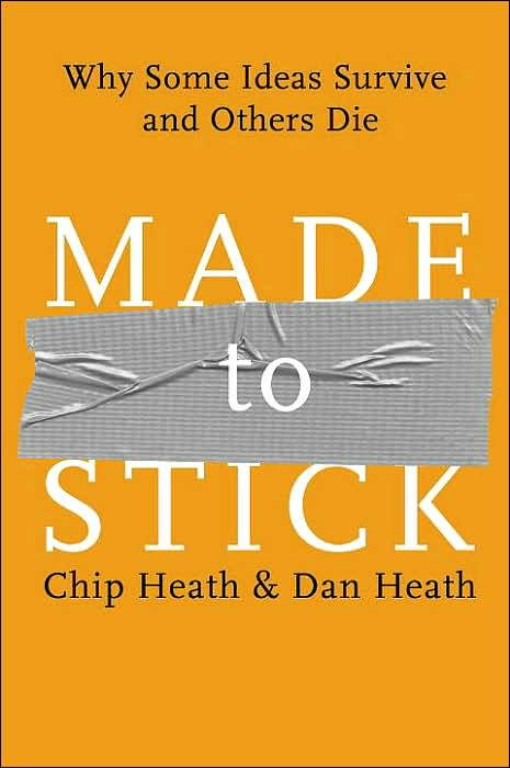 Picture of Business Bestsellers: Made to Stick: Why Some Ideas Survive and Others Die