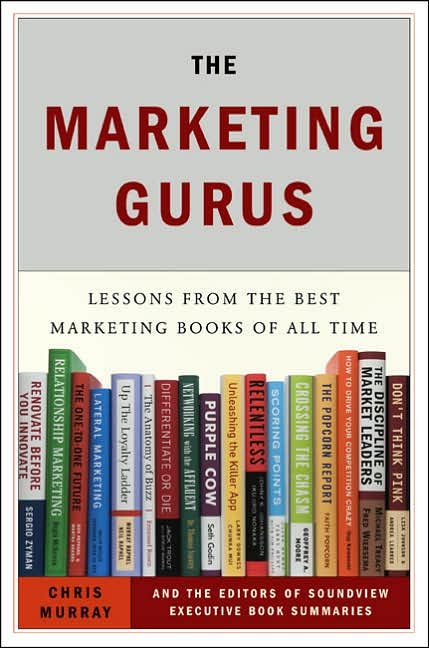 Picture of Business Bestsellers: The Marketing Gurus: Lessons from the Best Marketing Books of All Time