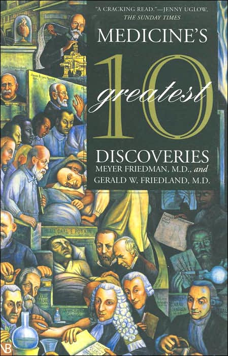 Picture of Medical Book: Medicine's 10 Greatest Discoveries