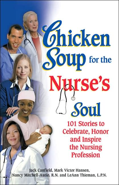 Picture of Health Book: Chicken Soup for the Nurse's Soul