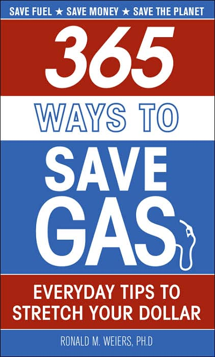 Picture of Gift Book: 365 Ways to Save Gas